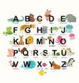 a-z animals alphabet set worksheet