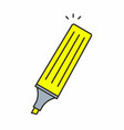 marker icon vector image vector image