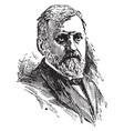 william boyd allison vintage vector image vector image