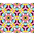 Kaleidoscope Star Pattern vector image