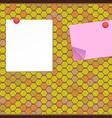 board2 vector image vector image