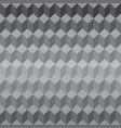 geometric seamless pattern gray 3d cubes