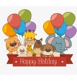 Pets and animals cartoons vector image vector image