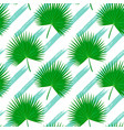 brush stroke pattern palmetto vector image