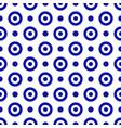 ceramic pattern design vector image vector image