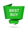 speech bubble best buy design element sign symbol vector image vector image