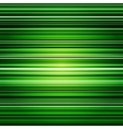 Abstract retro stripes green color background vector image