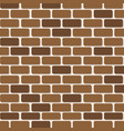 brick wall paper vector image
