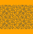 food and drinks seamless background pattern