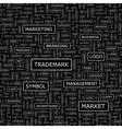 TRADEMARK vector image