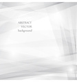 Grey abstract background vector image vector image