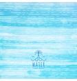 vintage texture of water vector image