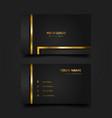 Print business card template