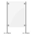 Glass Scene vector image vector image
