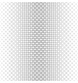 monochrome square pattern - background vector image vector image