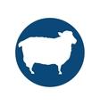 sheep animal silhouette