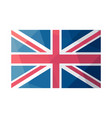 united kingdom abstract background vector image