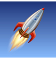 Big Rocket vector image vector image