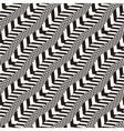 braids seamless pattern vector image vector image