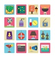 Fresh Icons Set 2 vector image vector image