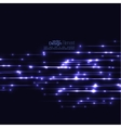 Abstract background with glowing rays vector image vector image