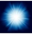 blue color design vector image vector image