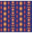 Seamless traditional background vector image