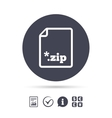 Archive file icon Download ZIP button