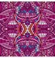 abstract festive ethnic pattern vector image vector image
