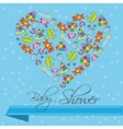 Baby Shower Invitation Card in