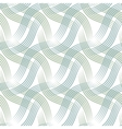 Seamless background with curves vector image vector image