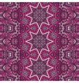 Seamless pattern ornamental vector image