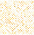 abstract repeating dot pattern - background design vector image vector image