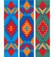 bulgarian ethnic background vector image vector image