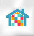 House Modern Logo vector image