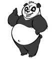 Panda Mascot vector image