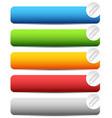 paper clip clip icon element vector image