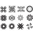 Vintage symbols