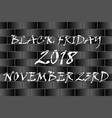 Black friday - black and white