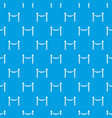 column with ribbon pattern seamless blue vector image vector image