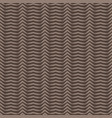abstract 3d stripes rustic texture seamless vector image vector image