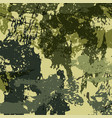abstract military camouflage background made of vector image vector image