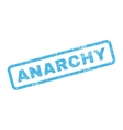 Anarchy Rubber Stamp vector image vector image