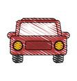 car icon image vector image vector image