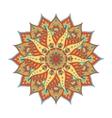 Oriental Colofrful Mandala vector image
