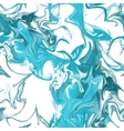 Blue Abstract Seamless Background Stains of Paint vector image vector image