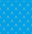 drawing compass pattern seamless blue vector image vector image