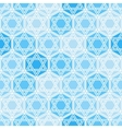 tangled eastern pattern vector image vector image
