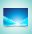 abstract waves set 4 vector image vector image