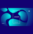 modern website design on light backdrop business vector image